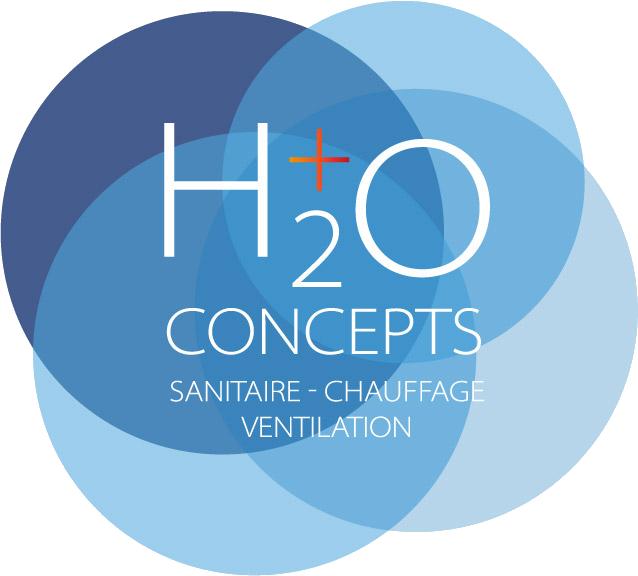 H+2O Concepts, entreprise sanitaire à proximité de Vevey